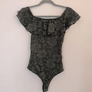 Express Women's Body Suit. SZ S